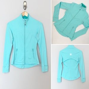 Lululemon Aqua Women's Define Jacket - SZ 2